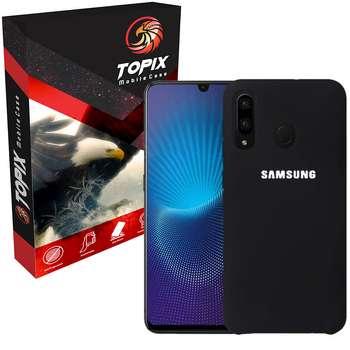 کاور تاپیکس مدل SC-100 مناسب برای گوشی موبایل سامسونگ Galaxy A20 / Galaxy A30