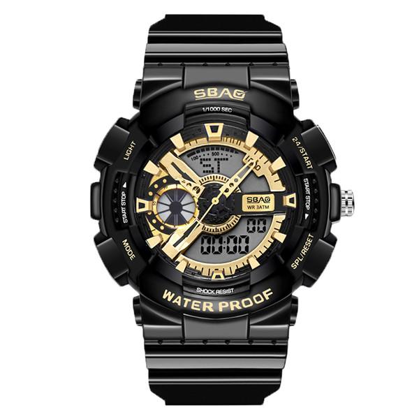ساعت مچی عقربه ای مردانه اِسباُ مدل 8022M