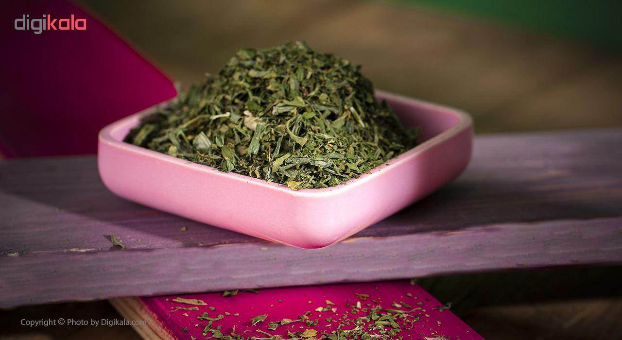 سبزی قورمه خشک سبزان مقدار 100 گرم