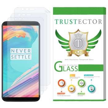 محافظ صفحه نمایش تراستکتور مدل GNF مناسب برای گوشی موبایل وان پلاس 5T بسته 3 عددی