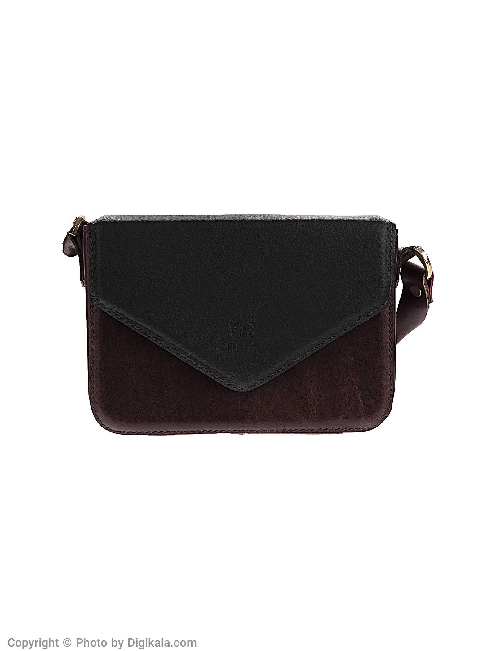 کیف دوشی زنانه دیو مدل 1573115-7099 -  - 1