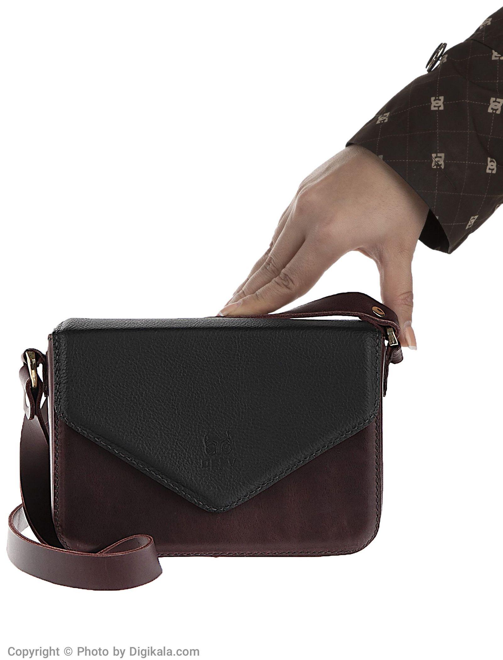کیف دوشی زنانه دیو مدل 1573115-7099 -  - 6