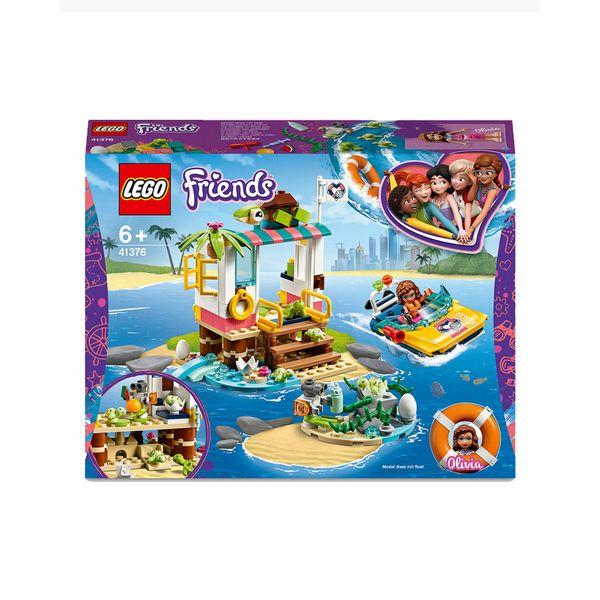 لگو سری Friends مدل Turtle Rescue Mission کد 41376