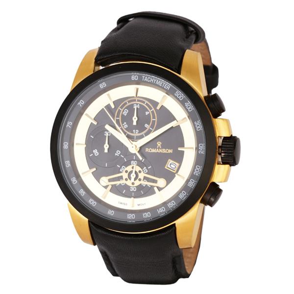 ساعت مچی عقربه ای مردانه مدل RM17095LBK