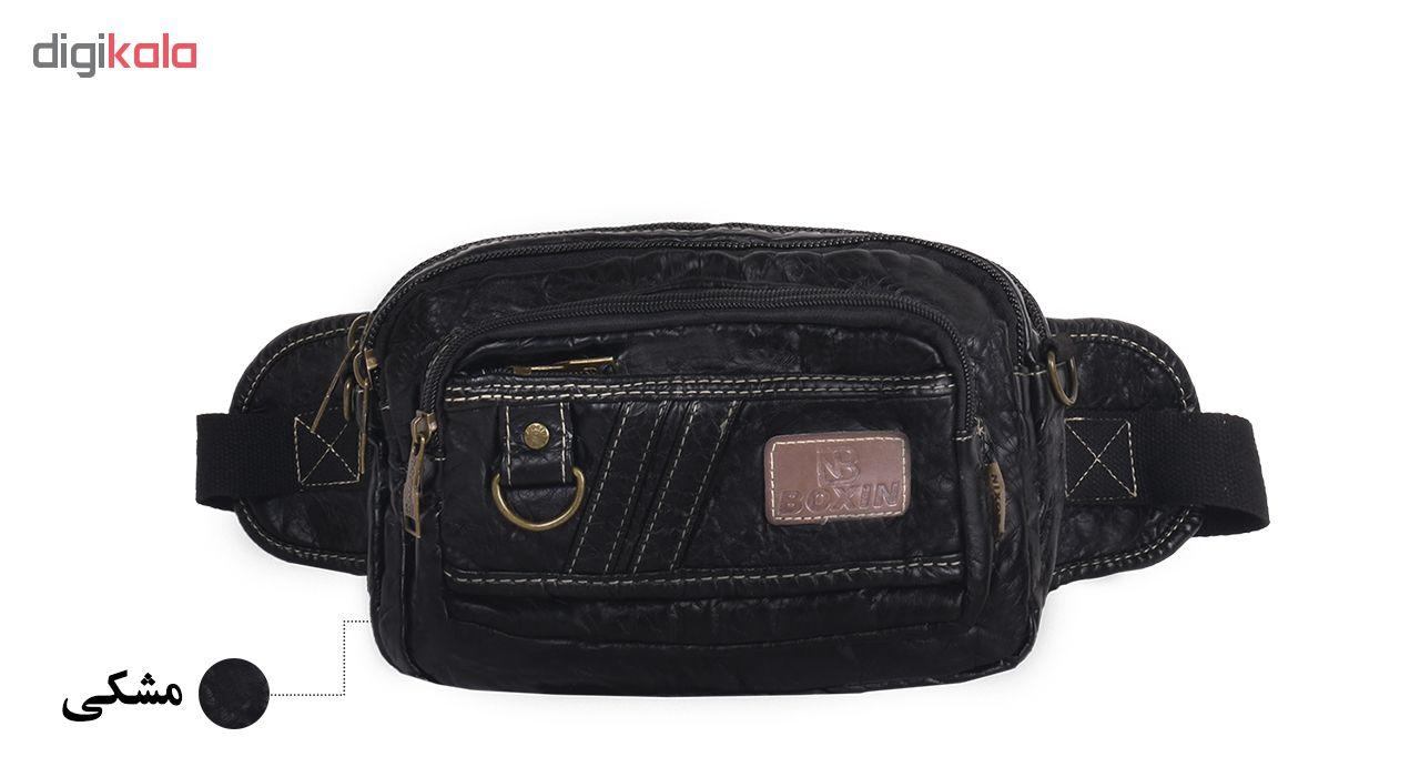 کیف کمری مردانه مدل p172