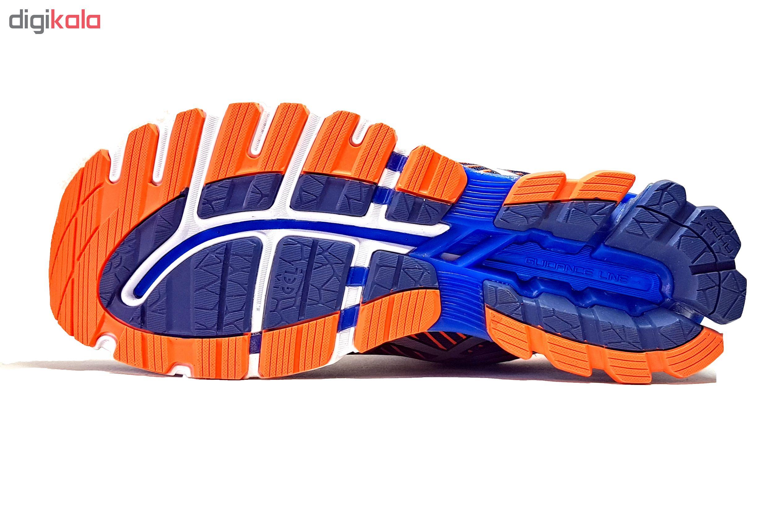 کفش مخصوص دویدن مردانه اسیکس مدل Gel-Kinsei 5 T3E4Y-3001