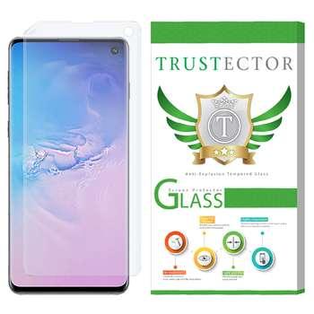 محافظ صفحه نمایش تراستکتور مدل GNF مناسب برای گوشی موبایل سامسونگ Galaxy S10