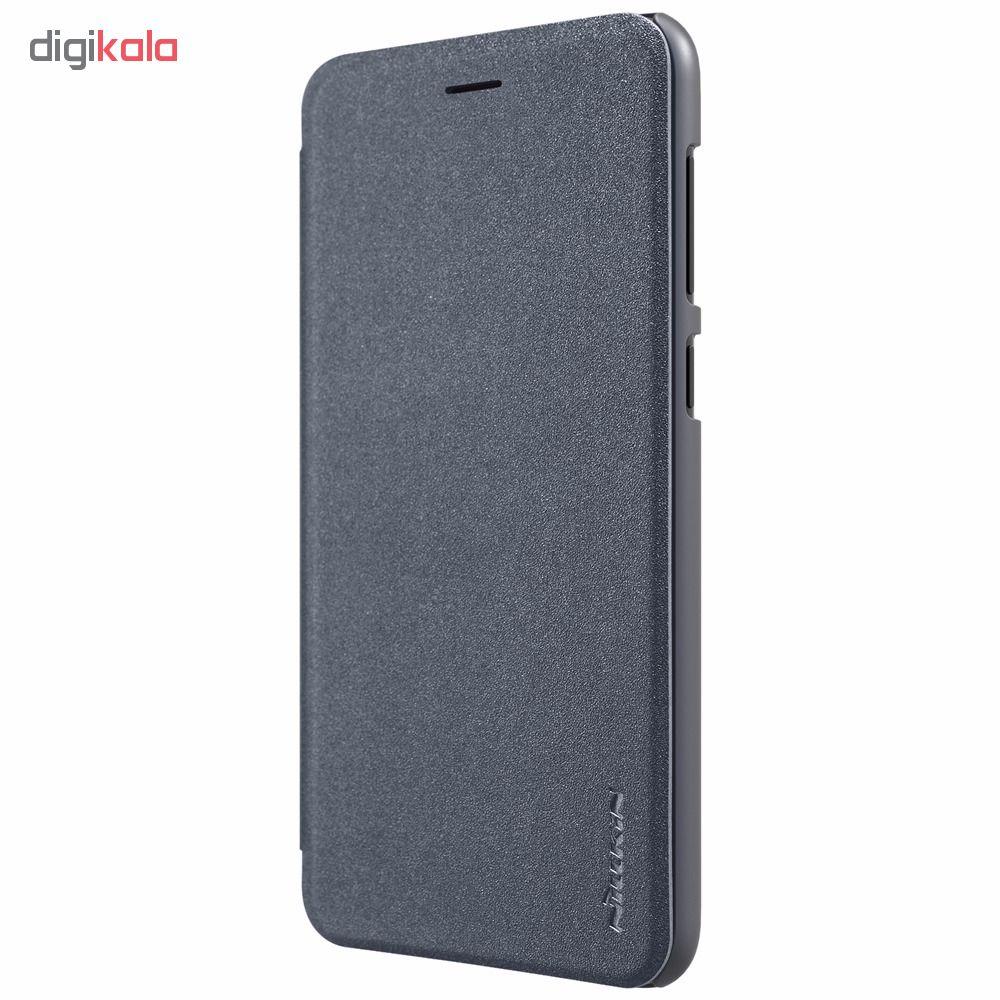 کیف کلاسوری نیلکین مدل Sparkle مناسب برای گوشی موبایل ایسوس Zenfone 4 Selfie ZD553kl main 1 1