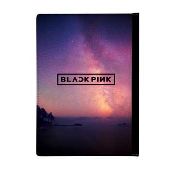 کلاسور طرح black pink کد k00231