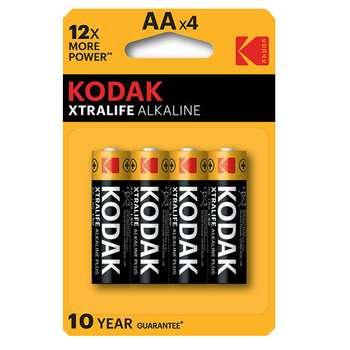 باتری قلمی کداک مدل Xtra Life بسته 4 عددی