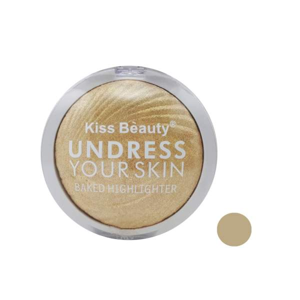هایلایتر کیس بیوتی مدل Undress Your Skin شماره 2