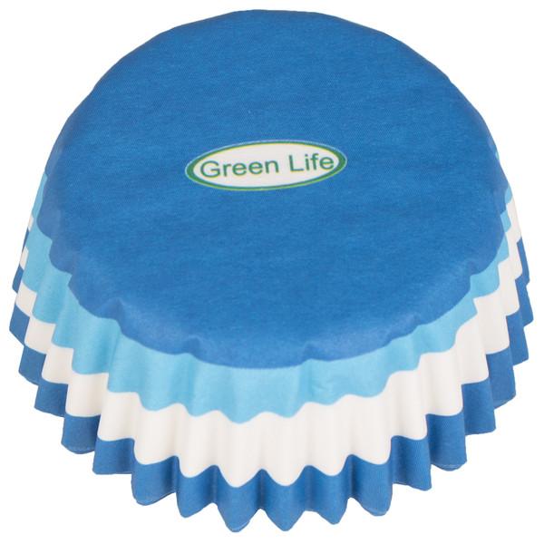 کپسول کاغذی کاپ کیک گرین لایف کد SH-312 بسته 30 عددی