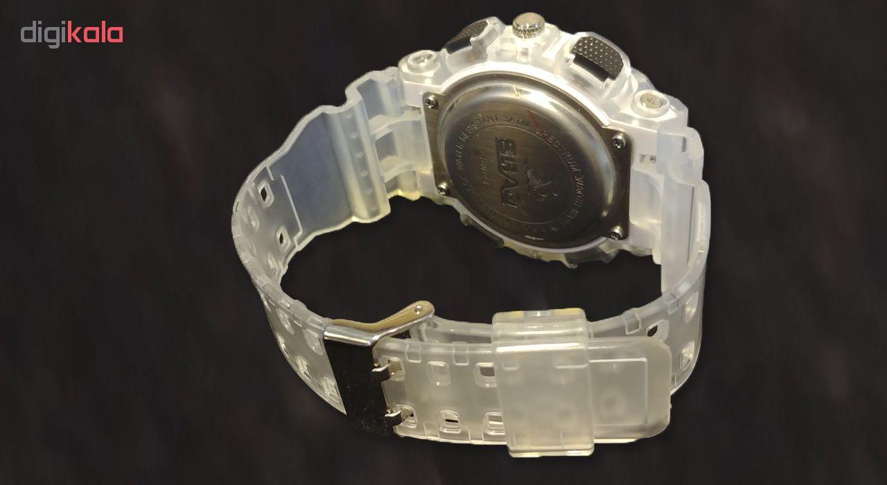کد تخفیف                                      ساعت مچی عقربه ای مردانه اِسباُ مدل 8022W