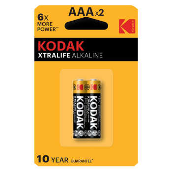 باتری نیم قلمی کداک مدل Xtralife بسته 2 عددی