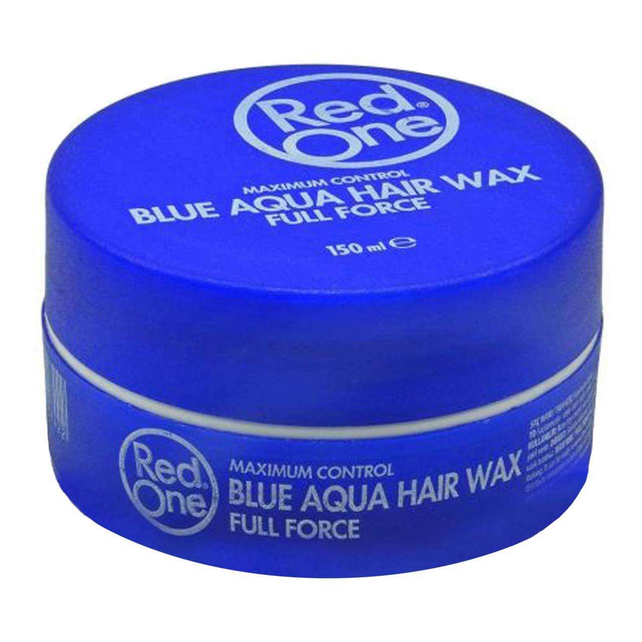 واکس مو ردوان مدل blue aqua حجم 150 میلی لیتر
