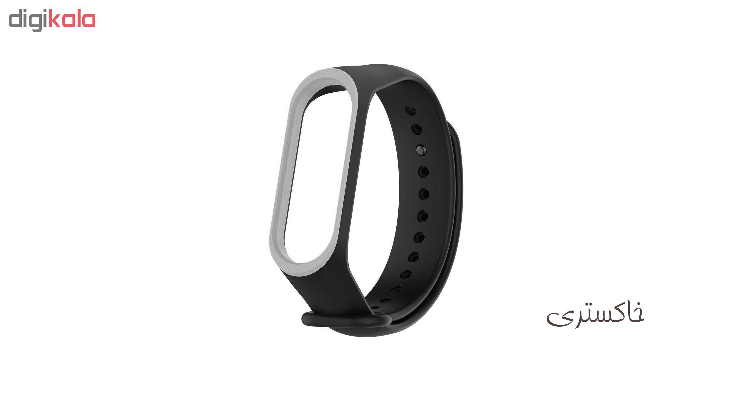 بند مچ بند هوشمند سومگ مدل SMG-S2 مناسب برای مچ بند هوشمند شیائومی Mi Band 3 و M3 main 1 1