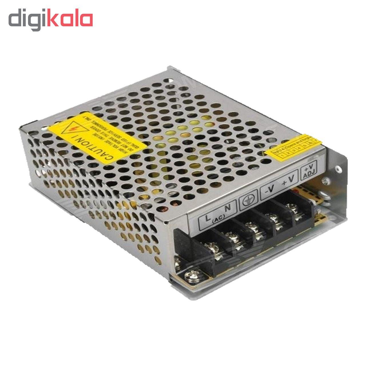 خرید اینترنتی آداپتور سوئیچینگ 12 ولت 5 آمپر مدل S-250-12 اورجینال