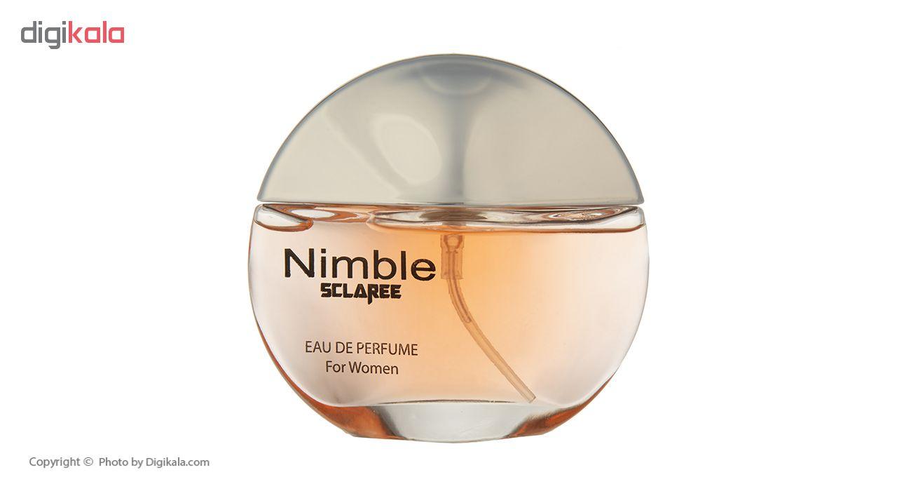 ادو پرفیوم زنانه اسکلاره مدل Nimble حجم 55 میلی لیتر  Sclaree Nimble Eau De parfum For Women 55ml