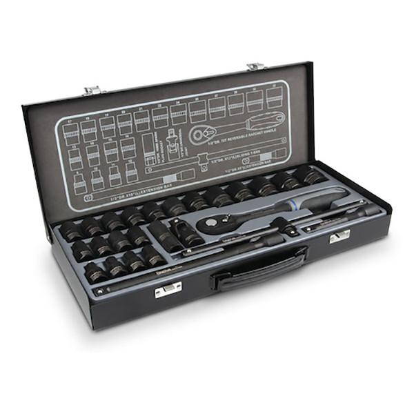 مجموعه 26 عددی آچار بکس نووا مدل NTS-7000