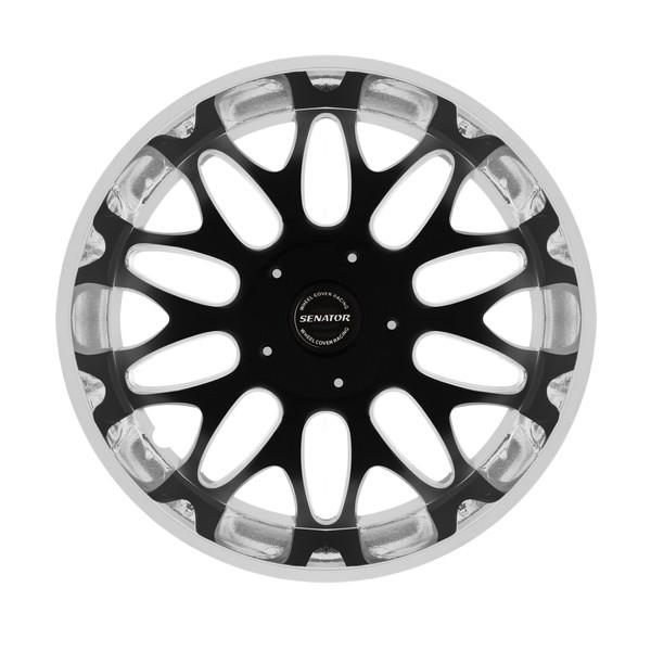 قالپاق چرخ ام اچ بی مدل SPN01 سایز 13 اینچ مناسب برای پراید