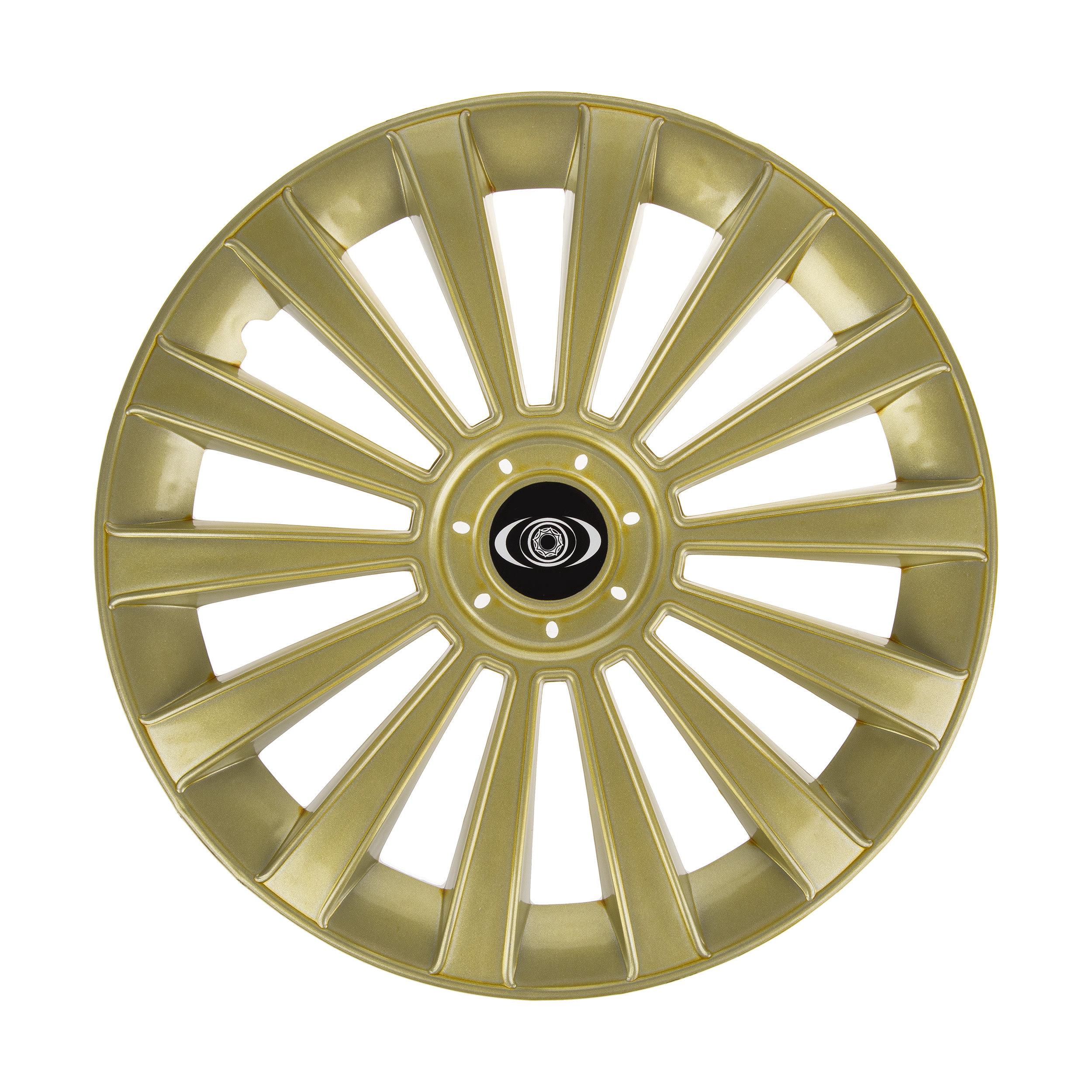 قالپاق چرخ ام اچ بی مدل SPN04 سایز 13 اینچ مناسب برای پراید