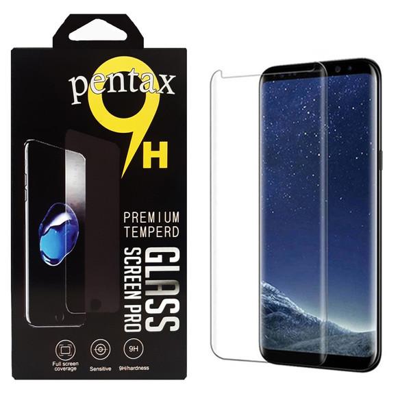 محافظ صفحه نمایش پنتاکس مدل UPRO مناسب برای گوشی موبایل سامسونگ Galaxy S8 PLUS