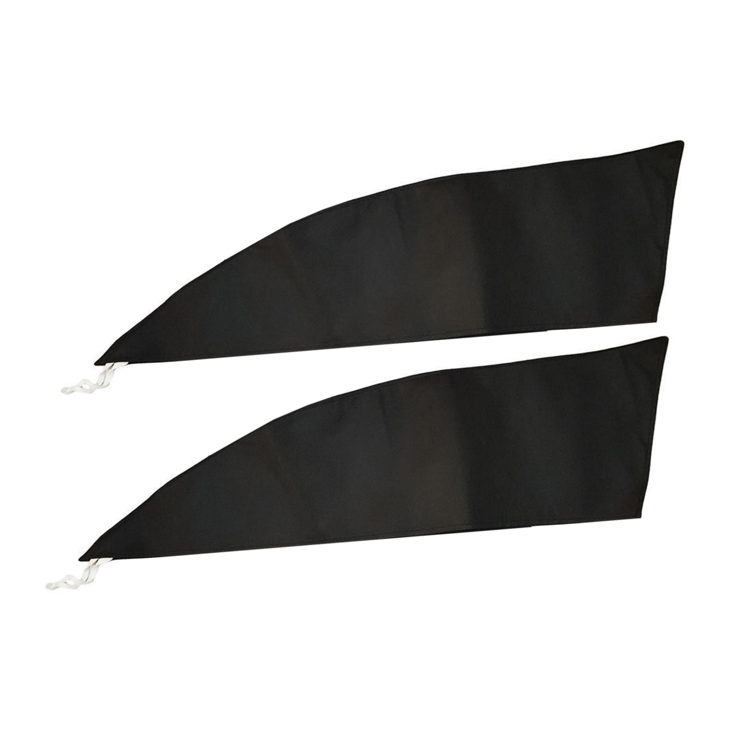 آفتاب گیر شیشه خودرو مدل PZ01 مناسب برای سراتو بسته 2 عددی
