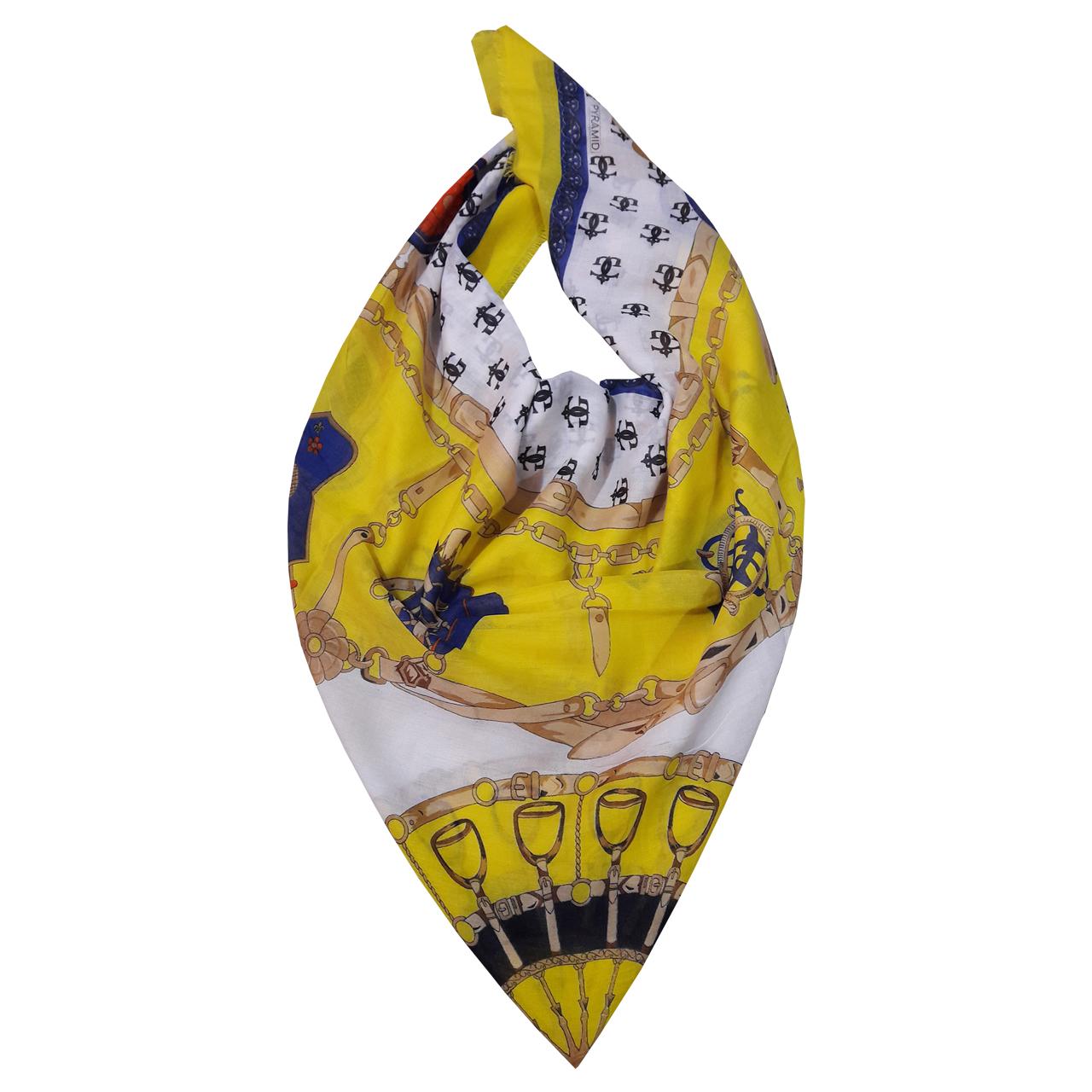 قیمت روسری زنانه مدل Prmd.gg.gld01