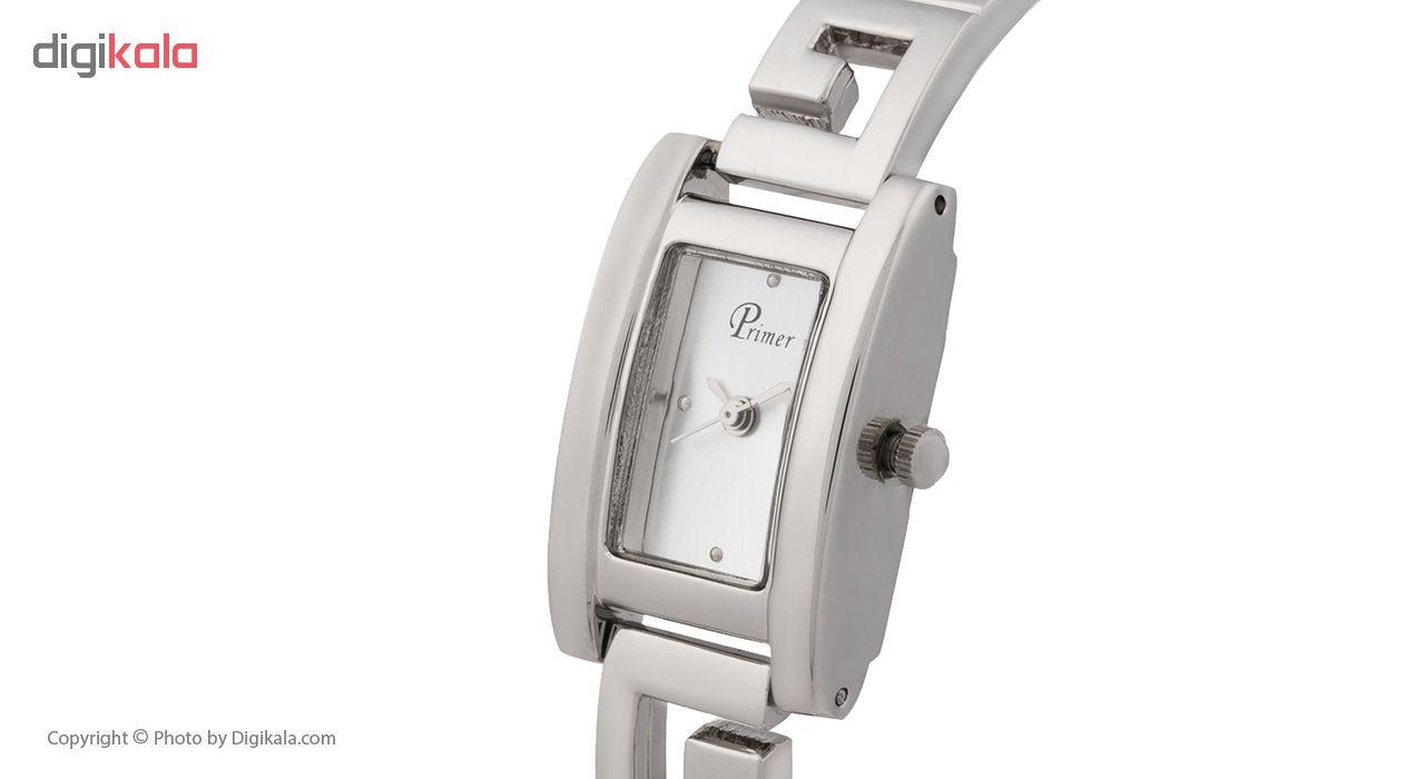 ساعت مچی عقربه ای زنانه پرایمر مدل No 6022