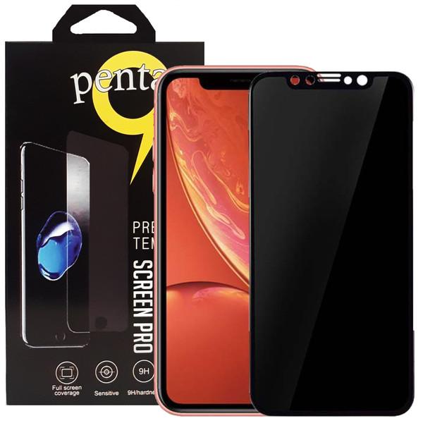 محافظ صفحه نمایش پنتاکس مدل P-PRO مناسب برای گوشی موبایل اپل Iphone XR