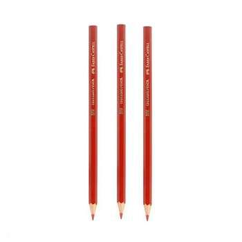 مداد قرمز فابر کاستل کد 1111 بسته 3 عددی