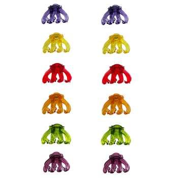کلیپس مو مدل آمیسا مجموعه 12 عددی