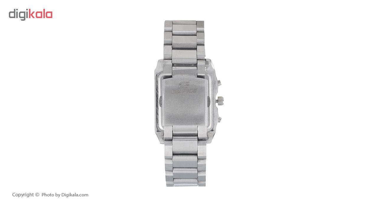 کد تخفیف                                      ساعت مچی عقربه ای مردانه مدل EF-533                     غیر اصل
