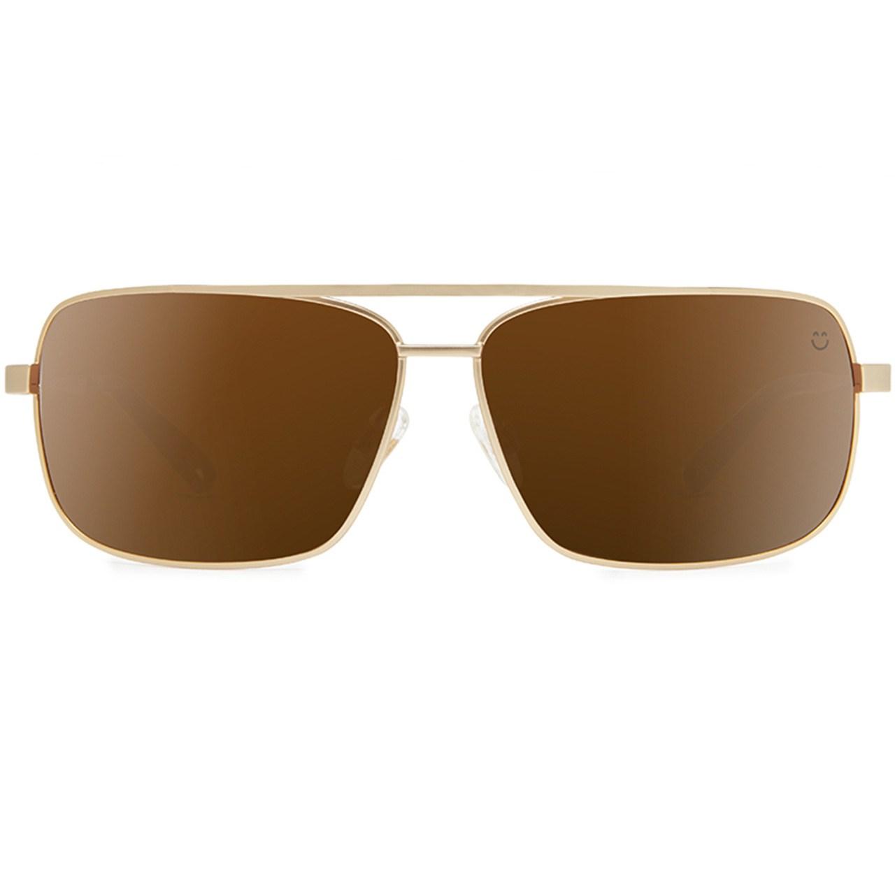 عینک آفتابی اسپای سری Leo مدل Brass Happy Bronze