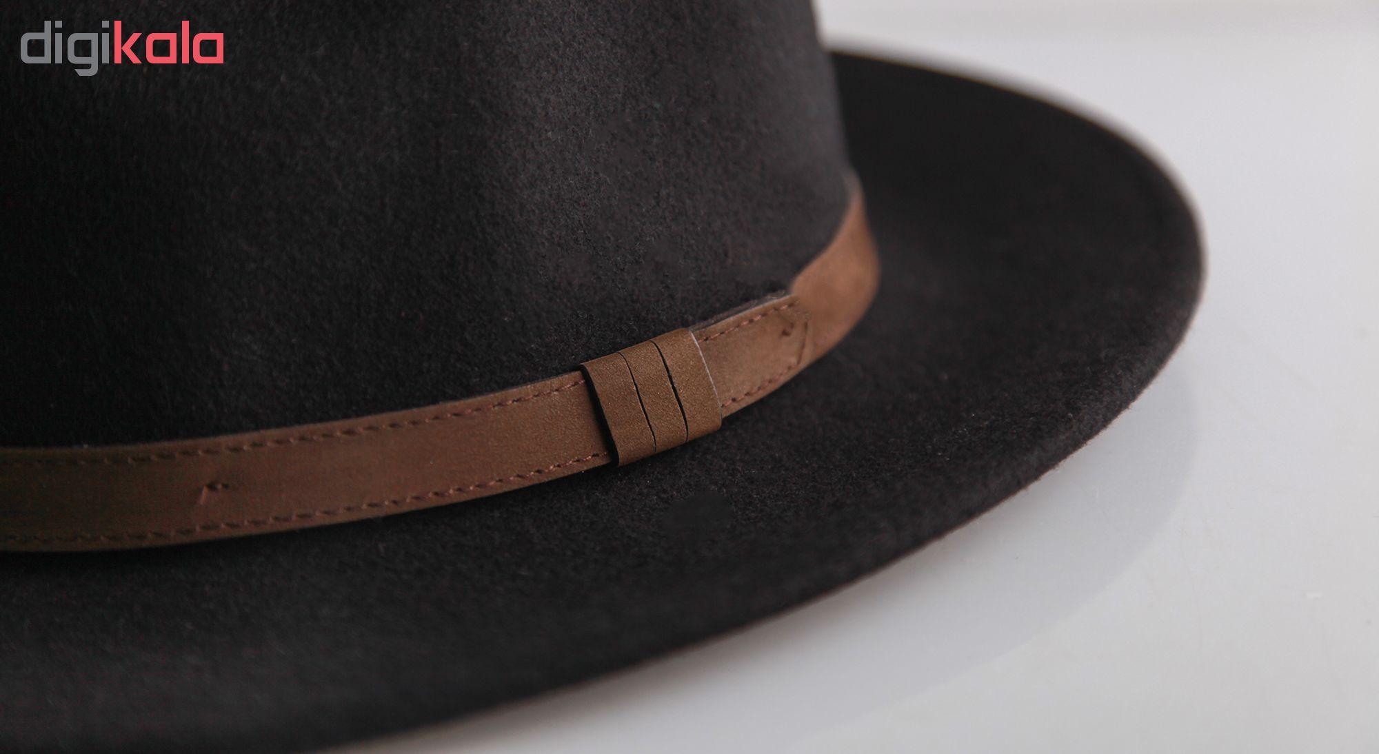 کلاه شاپو مردانه پاپن هات مدل B14