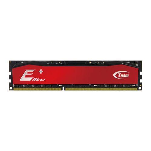 رم دسکتاپ DDR3 تک کاناله 1600 مگاهرتز CL11 تیم گروپ مدل  Elite PLUS ظرفیت 4 گیگابایت