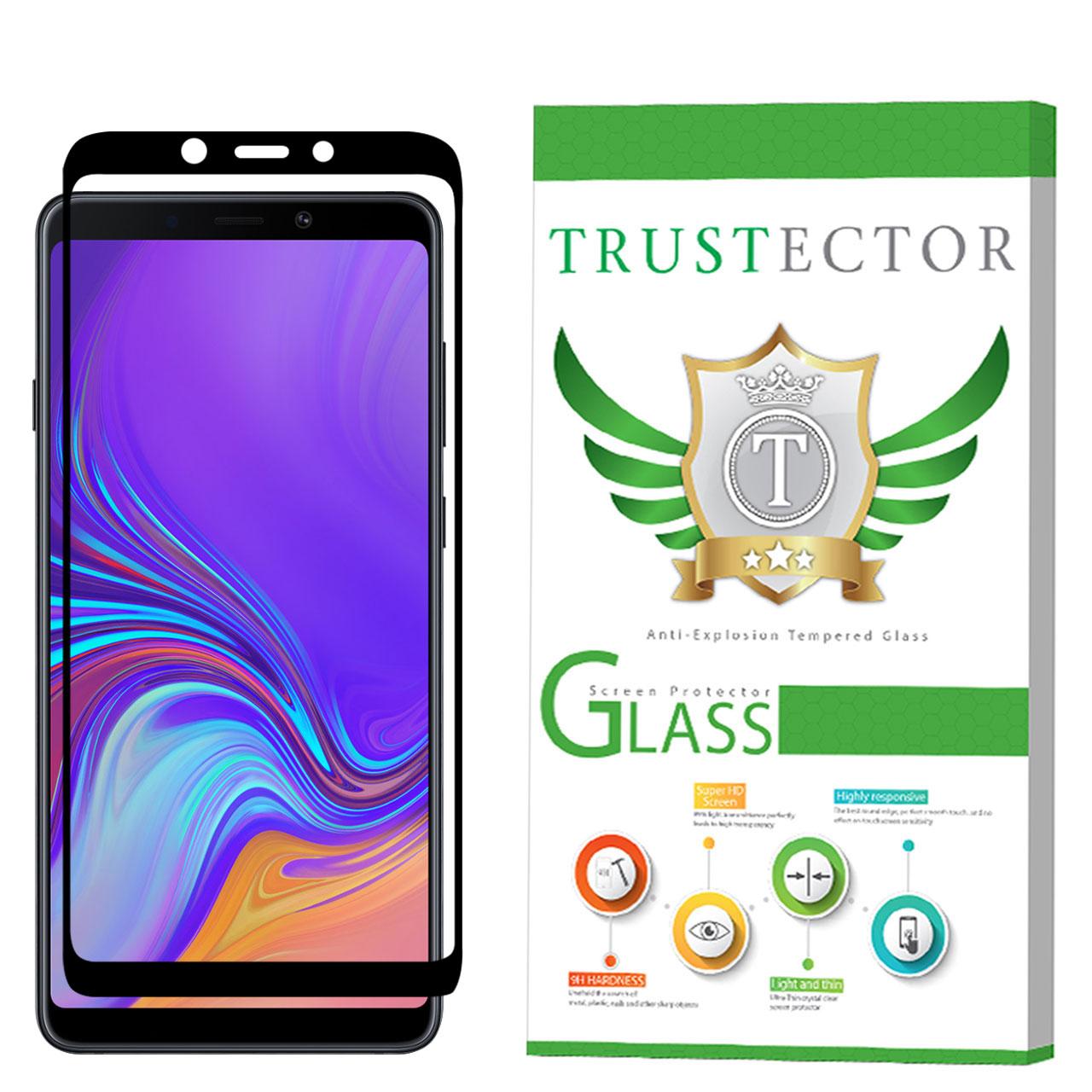 محافظ صفحه نمایش تراستکتور 3D مدل TSP مناسب برای گوشی موبایل سامسونگ Galaxy A9 2018 thumb