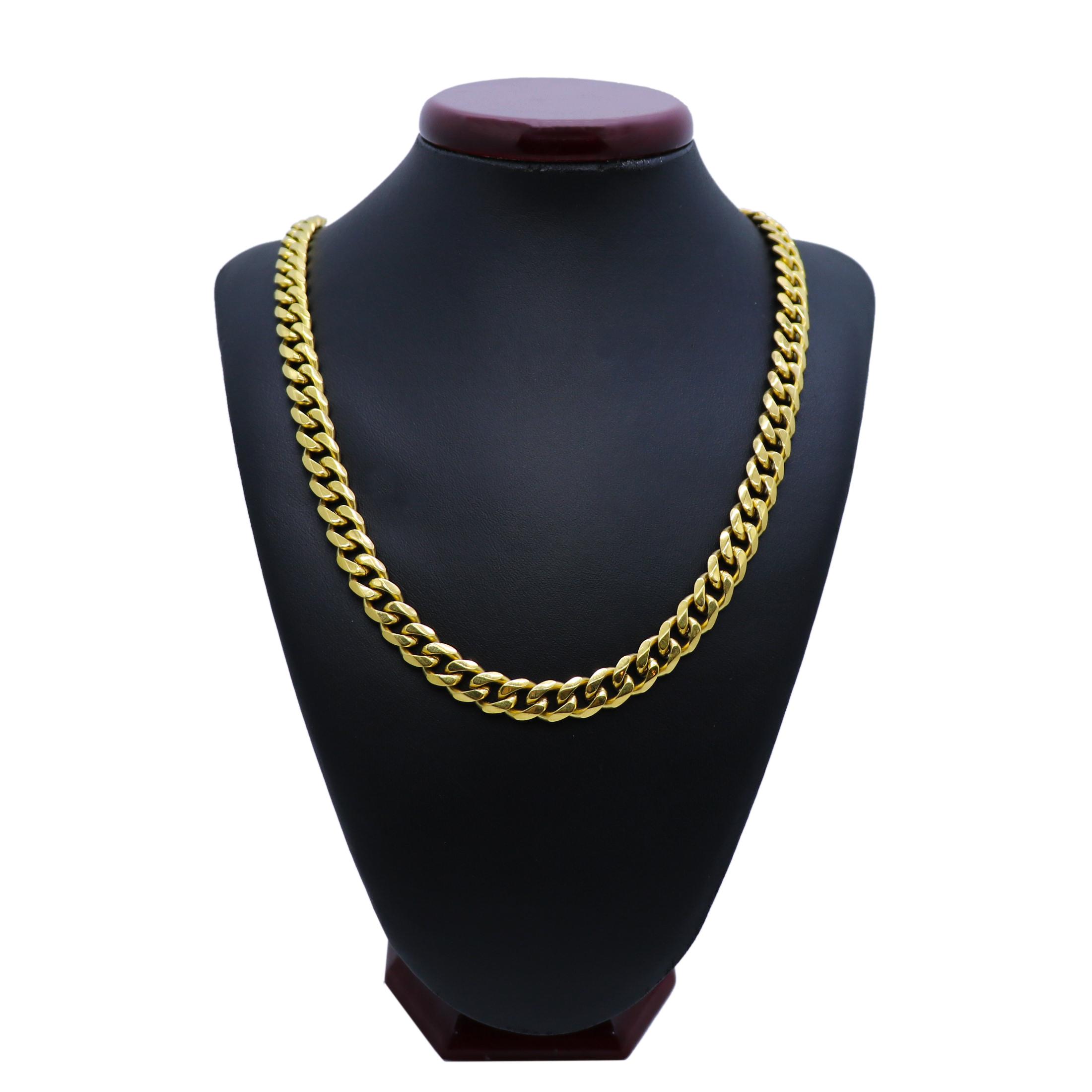 زنجیر مردانه کد kt908