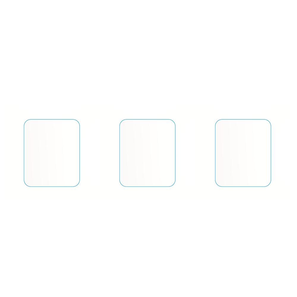 محافظ صفحه نمایش مدل TP3 مناسب برای ساعت هوشمند A1 بسته سه عددی