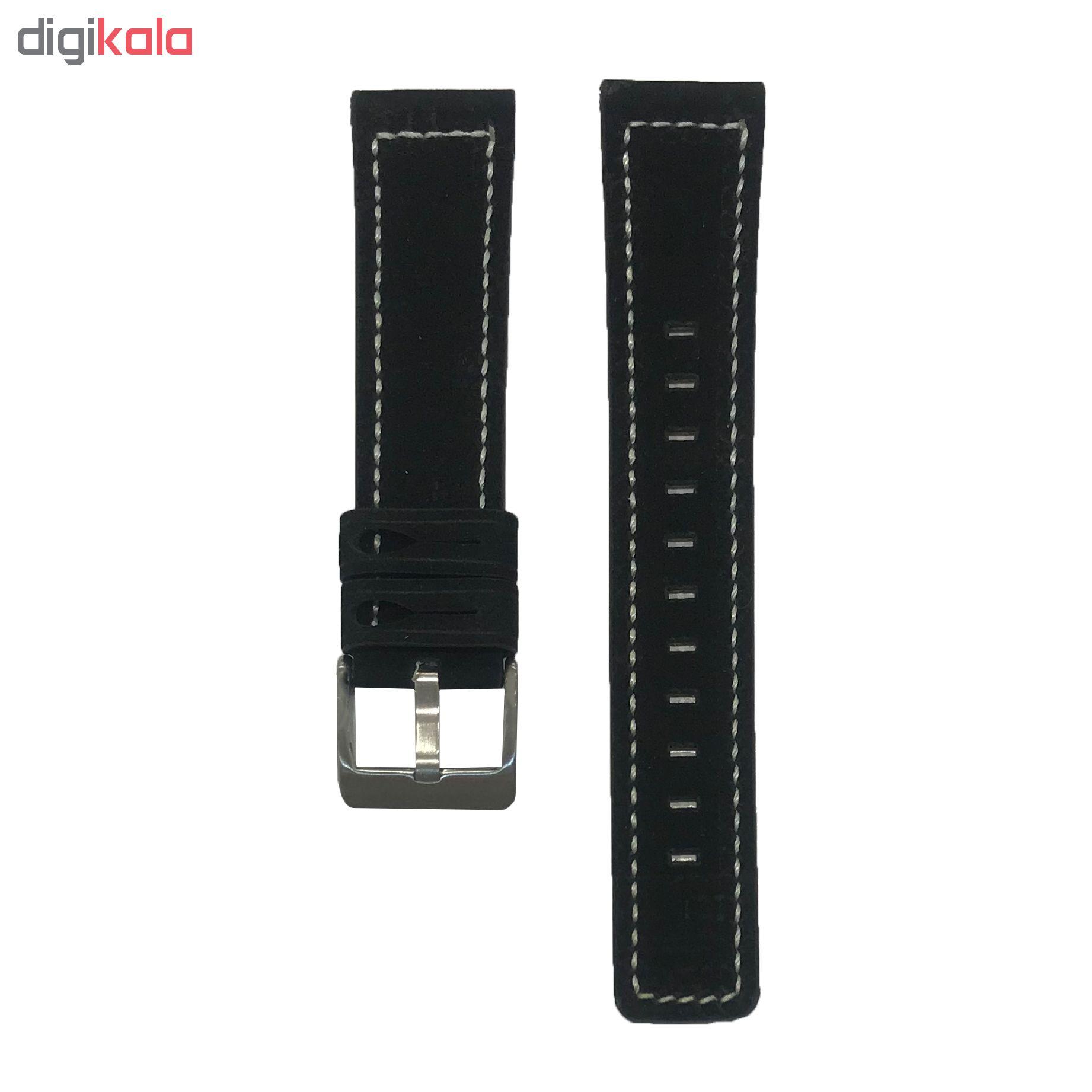 بند مدل CH-01 مناسب برای ساعت هوشمند سامسونگ Gear S2 Classic / Gear Sport / Galaxy Watch 42mm