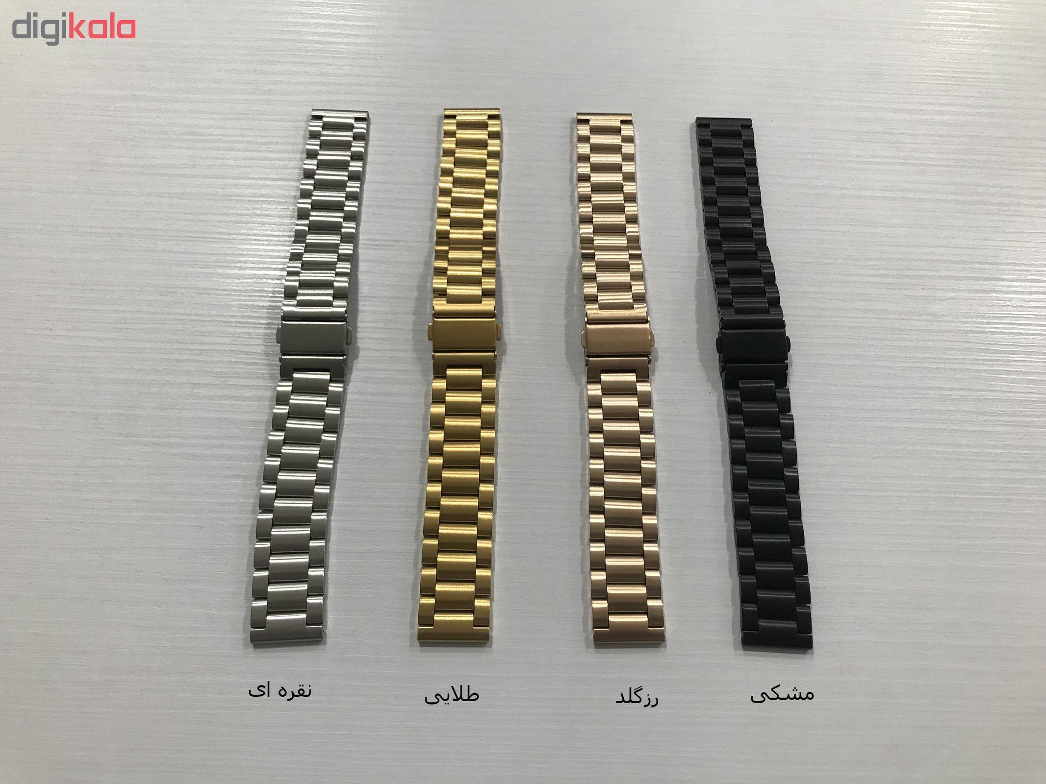 بند مدل ST-01 مناسب برای ساعت هوشمند سامسونگ Gear S2 Classic / Gear Sport / Galaxy Watch 42mm main 1 3