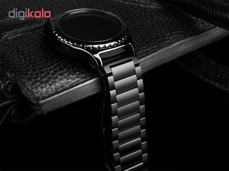 بند مدل ST-01 مناسب برای ساعت هوشمند سامسونگ Gear S2 Classic / Gear Sport / Galaxy Watch 42mm main 1 4