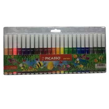 ماژیک 24 رنگ پیکاسو مدل jumbo کد 134457