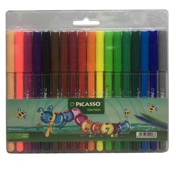 ماژیک 18 رنگ پیکاسو  کد 134459
