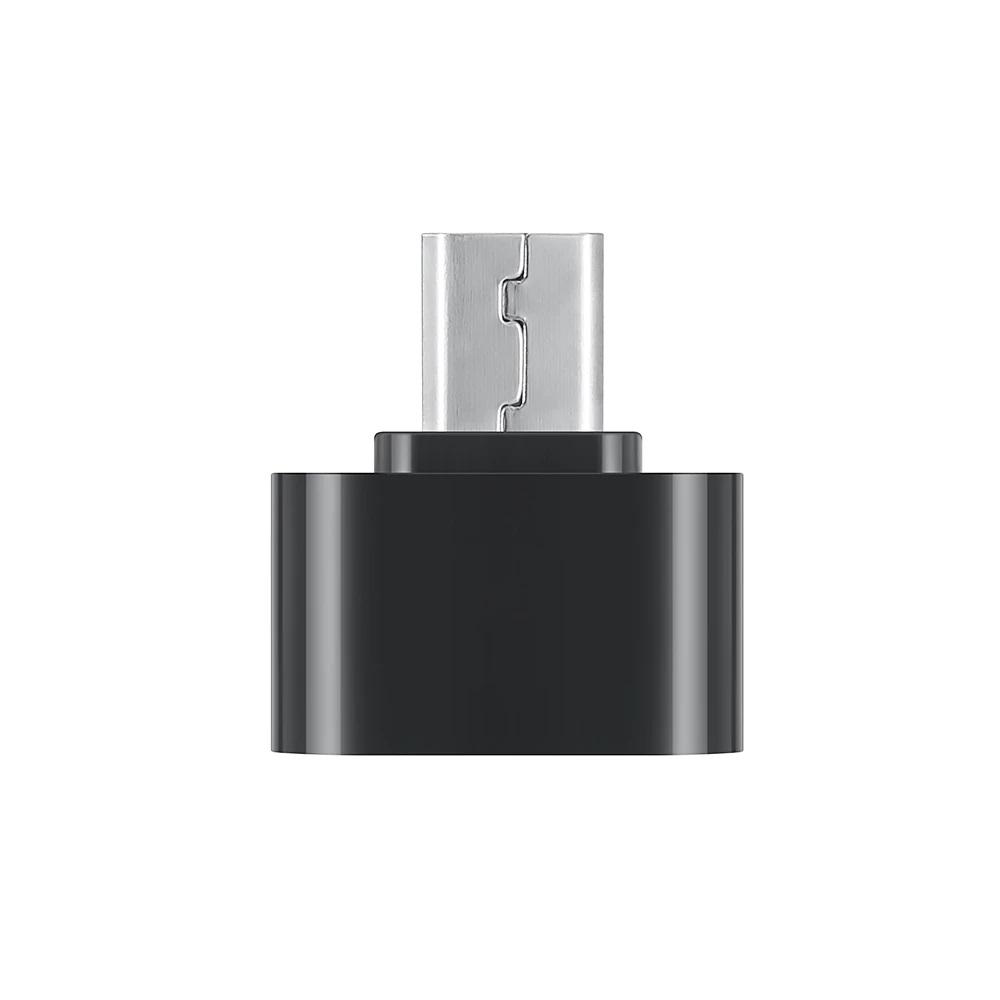 مبدل USB به microUSB مدل OTG microUSB