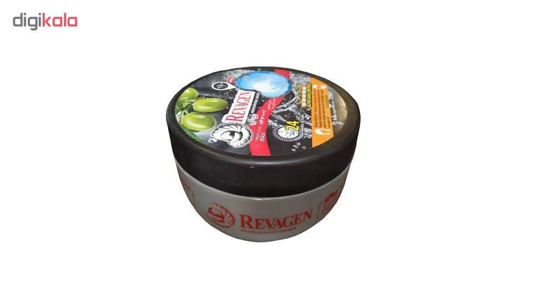 چسب مو ریواژن مدل olive کد 04 حجم 300 میلیلیتر