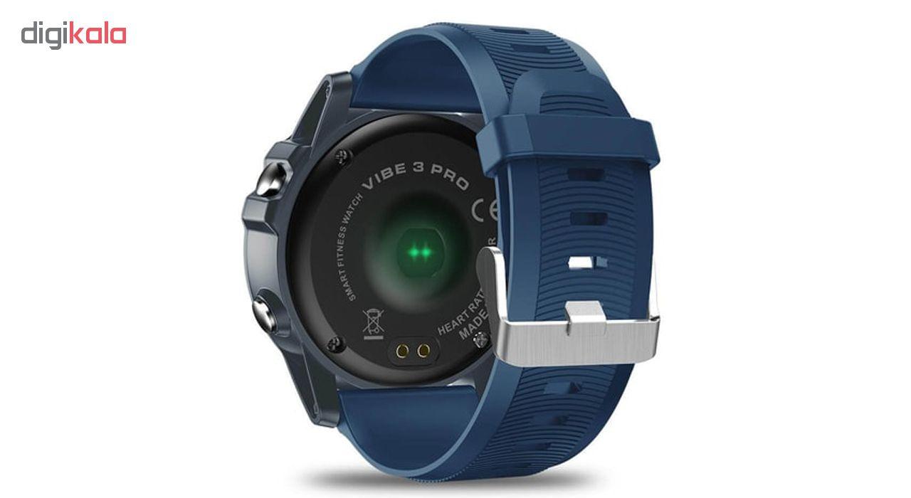 ساعت هوشمند زبلاز مدل Vibe 3 Pro