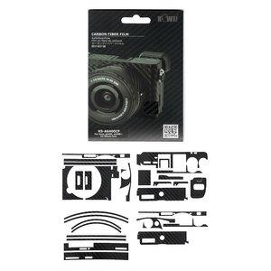 برچسب پوششی کی وی مدل KS-A6400CF مناسب برای دوربین عکاسی سونی a6400