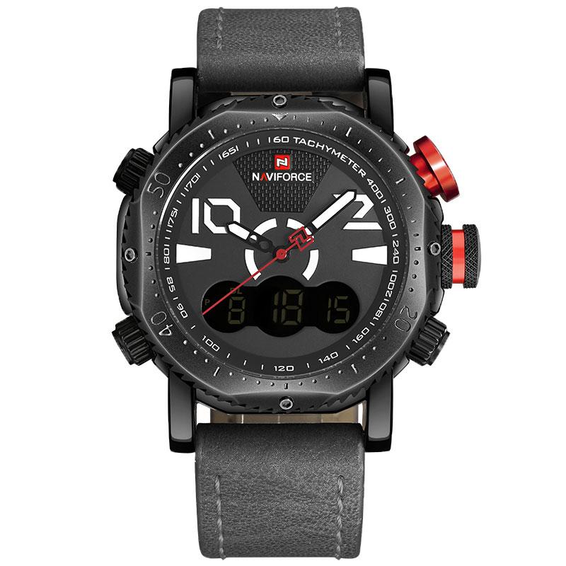 ساعت مچی عقربه ای مردانه نیوی فورس مدل NF9094M-TO