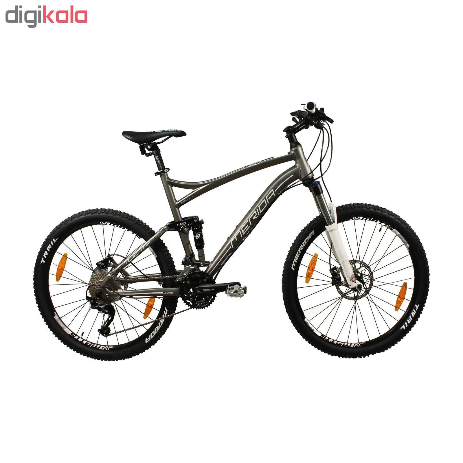 دوچرخه کوهستان مریدا مدل ONE-TWENTY 500 D سایز 26 main 1 1